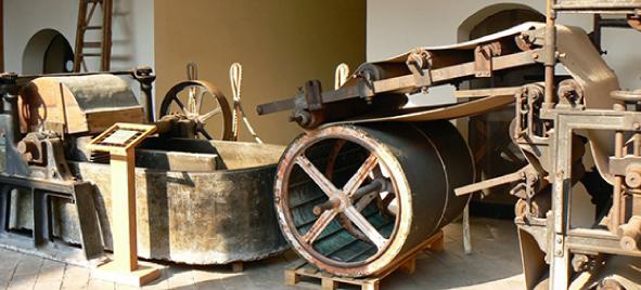 museo della carta e filigrana fabriano nelle marche